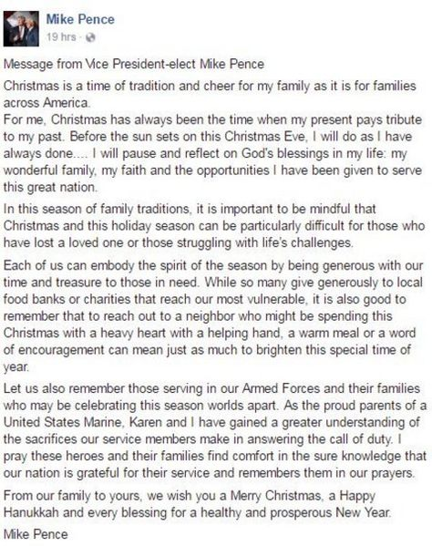 Gop Christmas Message.Tennessee Gop Ten Gop 1h1 Hour Ago A Christmas Message