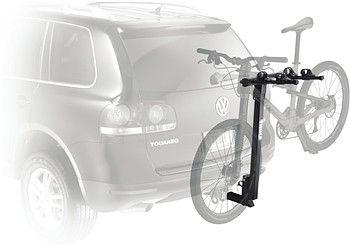 Thule Parkway 2 Bike Hitch Rack In 2020 Hitch Mount Bike Rack