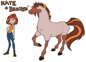Kate In Horseland By Prettyredwolf Girl And Dog Horse Animation Horse Drawings