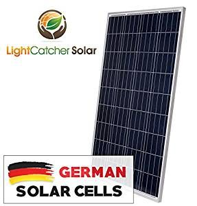 Lcs 100 Watt 12 Volt Polycrystalline Solar Panel 100w 12 Volts Battery Charging Review Solar Panels Solar Solar Panel Cost