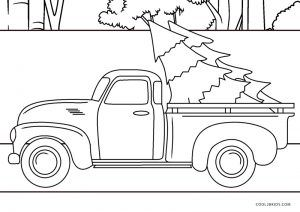 Free Printable Truck Coloring Pages For Kids Truck Coloring Pages Printable Christmas Coloring Pages Free Christmas Coloring Pages