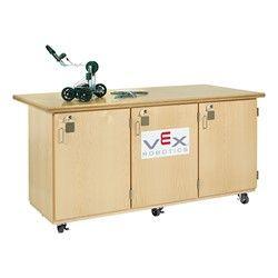 Pleasant Vex Robotics Workbench Fab Lab In 2019 Workbench Plans Dailytribune Chair Design For Home Dailytribuneorg