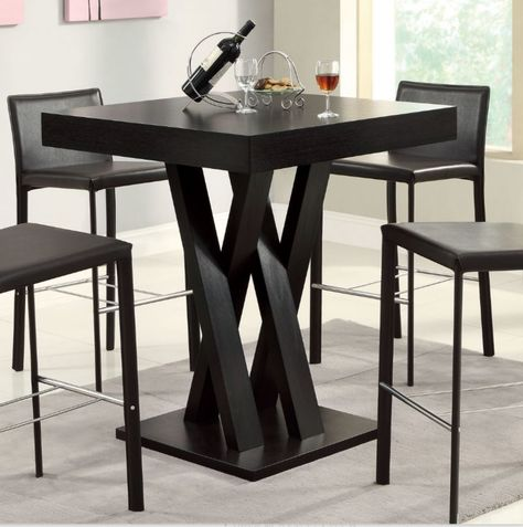 Counter Height Table Only Bar Dining Pub Dark Brownn Breakfast Nook 40 Inch High Bar Height Dining Table Small Kitchen Tables Dining Room Small