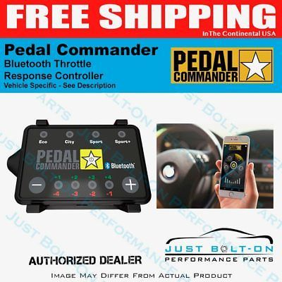 Details About Pedal Commander For Chevy Silverado Gmc Sierra Throttle Controller Pc77 Bt Chevy Silverado Performance Parts Chevy