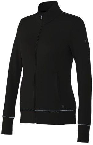 Puma Women's Golf Track Jacket Black XL
