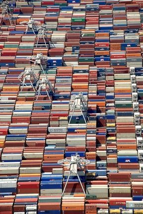 The Port of Rotterdam is the largest port in Europe. Covering 105 square…