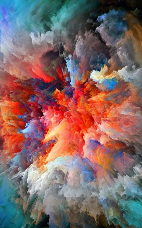 Colour Explosion wallpaper by HashDroid - 18 - Free on ZEDGE™
