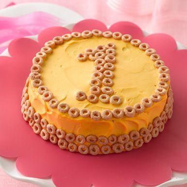 First Birthday Smash Cake Recipe First birthdays Smash cakes