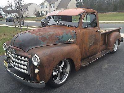 Pin On Rat Rod Trucks