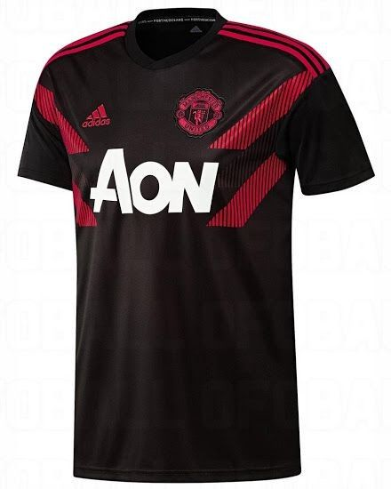 Manchester United Jersey Shirt Kit 2019 20 Manchester United Manchester United Football Club Manchester