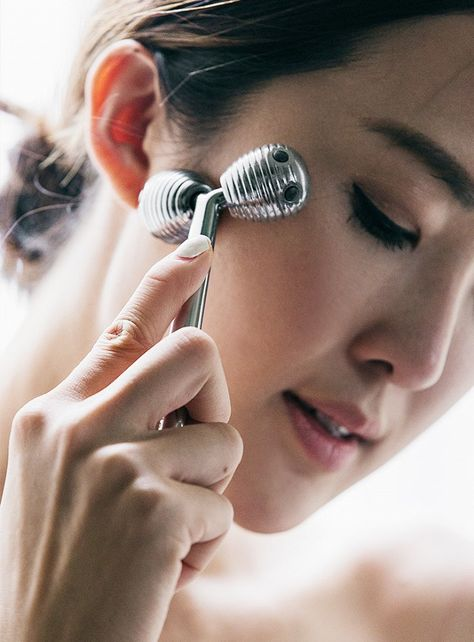 Tip #4: Roll and lift. Results seen in:Three to four weeks I discovered this little rolling tool in Korea years ago, but I was not able to find it anywhere here in the states until Dr....