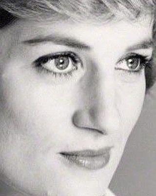 Diana Eyes Princess Diana Rare Princess Diana Lady Diana