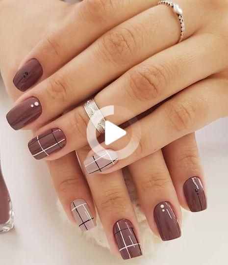 Cute and Beautiful Nails Art Design Ideas You Must Try Today 39 #nailsart #nailsartideas #nailsartdesigns #classynails