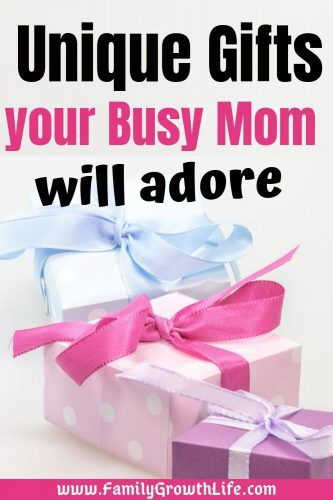 Unique And Thoughtful Gifts For Busy Moms Thoughtful Gifts