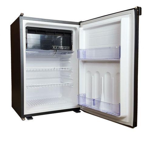 Norcold De0788b Dual Electric Refrigerator 120ac 12dc 24ac 3 1 Cu Ft Rv Refrigerator Refrigerator Refrigerator Freezer