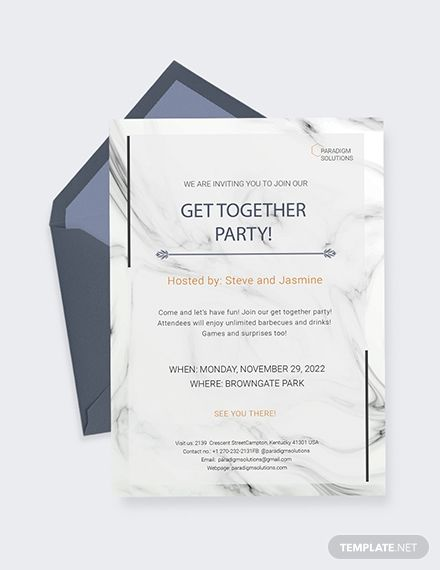 Get Together Invitation Template Download 241 Invitations In Microsoft Word Publisher Adobe Photosho Brochure Design Layout Invitation Template Invitations