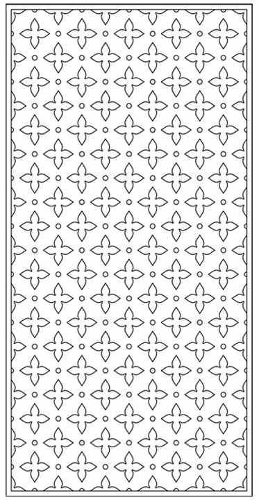 Design Library Tableaux Decorative Grilles For Residential Design Glass Etching Patterns Free Stencils Printables Design