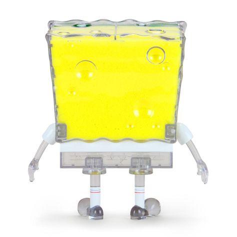 SpongeBob SquarePants Abrasive Sponge 8