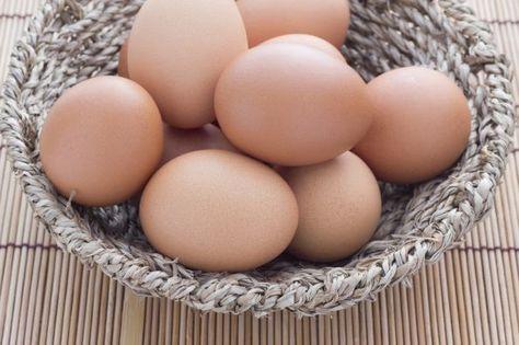propiedades de la clara de huevo