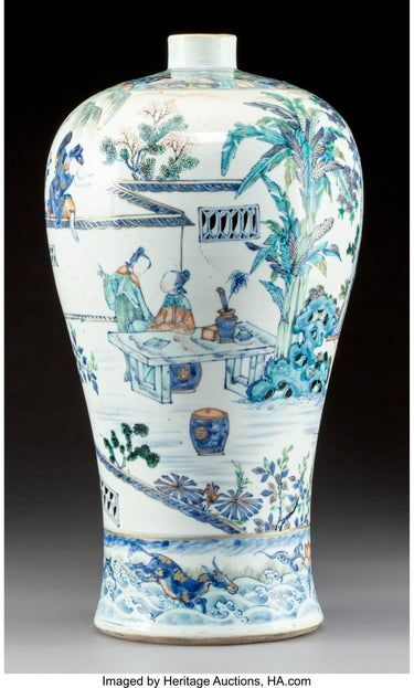 Pin On Chinese Ceramics Qing After