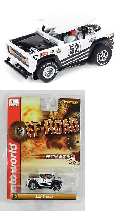 Other Slot Cars 776: Auto World *Xtraction* Ho Off Road Slot
