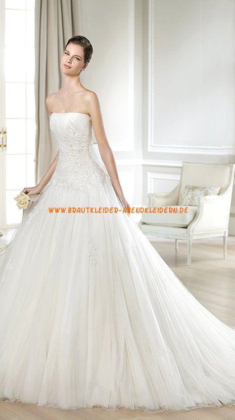 103 best Wunderschön Hochzeitskleider images on Pinterest | Wedding ...