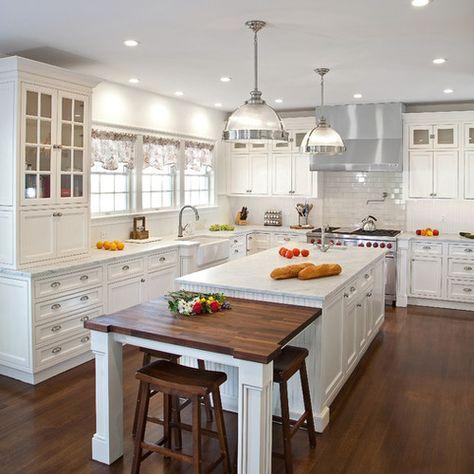 Idee e Foto di Cucine Classiche | Interiors - Living Room & Kitchen ...