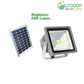 Super Bright Solar Flood Light W 5400 Lumen Solar Flood Lights Solar Lamp Outdoor Solar Lamps