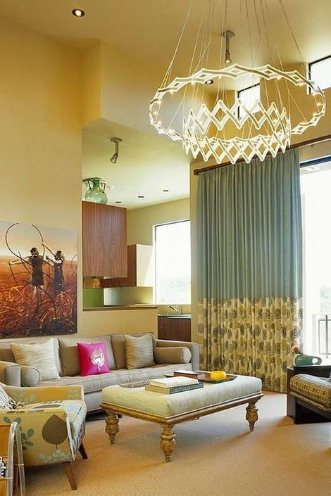 Paint Your Walls Trim Even Your Ceiling The Same Color Seriously Living Room Designs Room Design Modern Living Room #trim #ideas #for #living #room