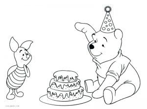 Cute Winnie The Pooh Coloring Pages Pdf Download Free Coloring Sheets Birthday Coloring Pages Disney Coloring Pages Bear Coloring Pages