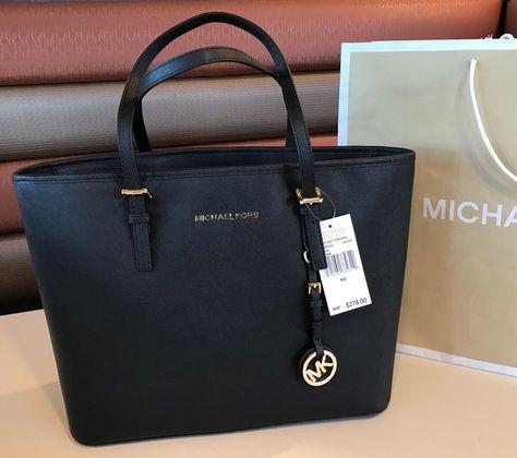 Michael Kors 30s5gcps3l Black Leather Satchel 31% off retail