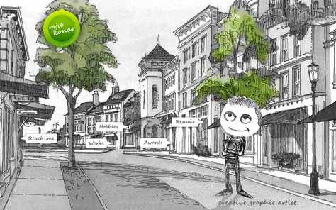 Let me explore the world of web using my Sketch