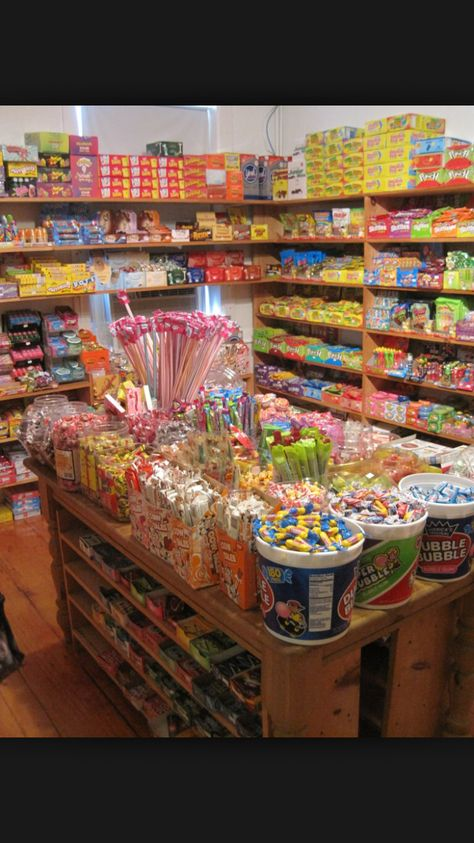 When penny candy was really a penny ~ a dollar would fill a brown paper bag The candy tasted better in those days too.