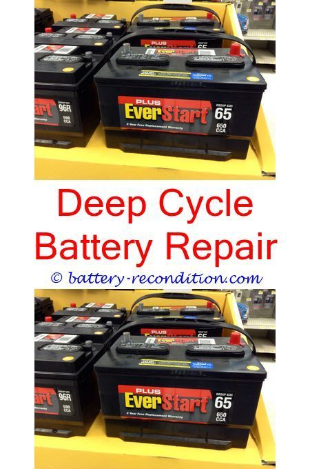 How To Restore A Battery Reconditioning Nicad Batteries Battery Reconditioning Business Fix It Battery Repair Ryobi Battery Car Battery