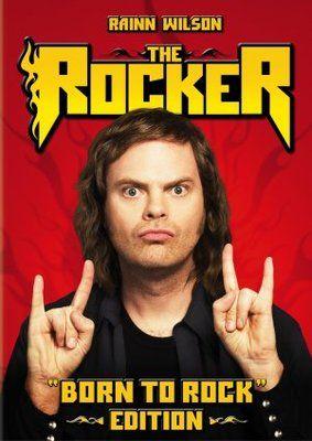 The Rocker Poster Rainn Wilson Rocker Comedy Movies