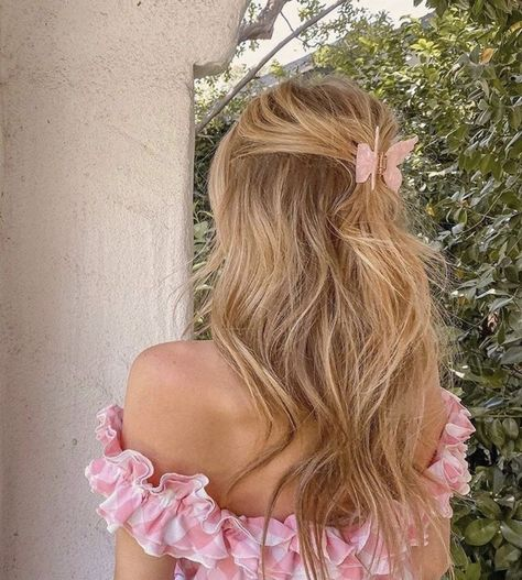 Dye My Hair, Your Hair, Hair Inspo, Hair Inspiration, Aesthetic Hair, Brown Blonde Hair, Grunge Hair, Mermaid Hair, Hair Day