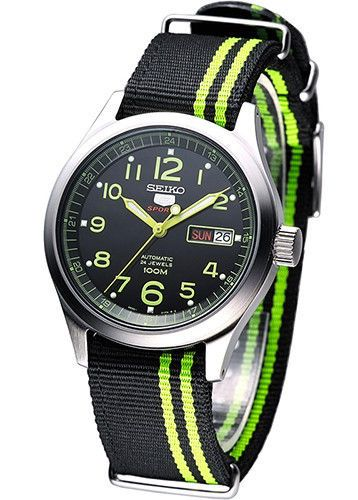 Seiko 5 SRP273K1 SRP275K1 SRP277K1 Sports Military Collection 100M 39mm Watch in Jewellery & Watches, Watches, Wristwatches   eBay