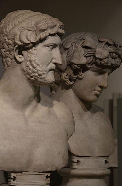 Hadrian And Antinous British Museum Roman Empire Roman Sculpture