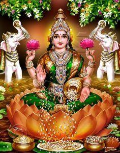 Lakshmi Devi photo - Liberal Dictionary | Devi, Krishna radha ...