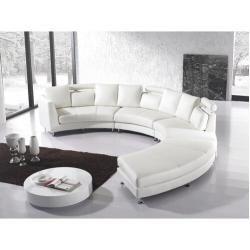 Wohnlandschaft Roundaboundwayfair De Rundes Sofa Sofa Leder Modulares Ecksofa