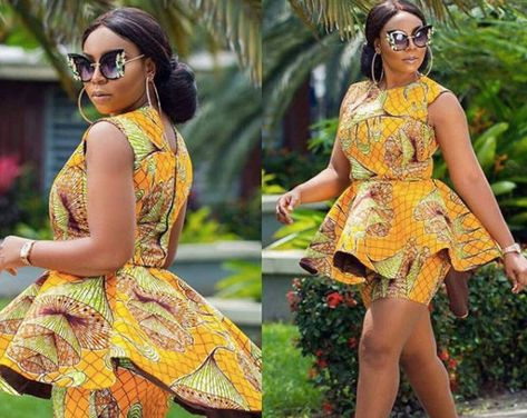 Latest Ankara Dress Styles - Loud In Naija