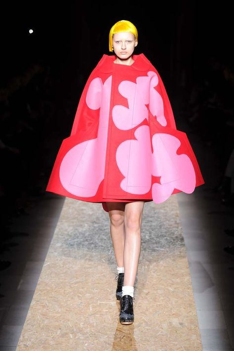 Comme des Garcons A/W 14 - Lou Stoppard reference image