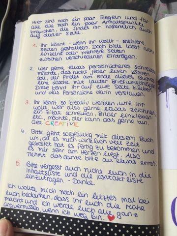 Auslandsjahr abschiedsbrief Freundin auslandsjahr