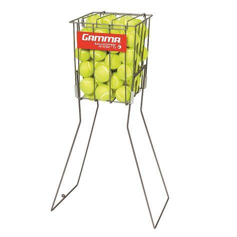 Bhhr600 Gamma Ball Hopper Hi Rise 75 Ball Storage Tennis Ball Gamma