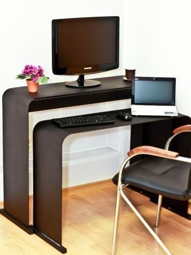 Contemporary Attractive Office Computer Desk Marvelous Interior