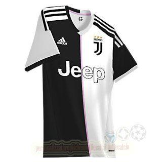 Thailandia Home Maglia Juventus 2019 2020 Bianco Nero Maglie ...
