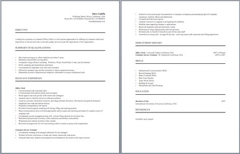 Grocery Store Resume Accounts Payable Administrator Resume  Resume Sample  Pinterest