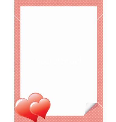 Love Notes Template Notes Template Love Notes Valentines