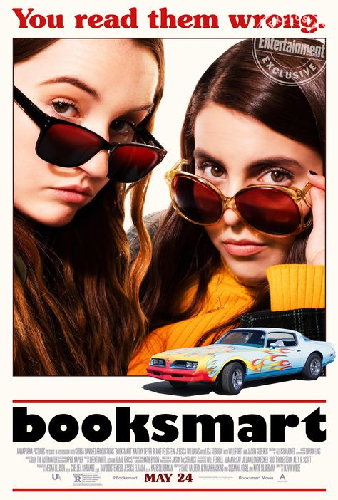 Exclusive: 'Booksmart' releases new posters inspired by director Olivia Wilde's favorite classic films