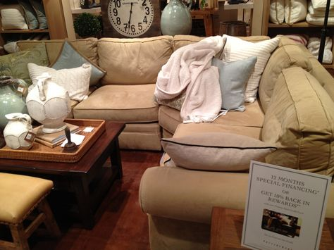Pottery Barn Charleston Sc | Collections Ideas | Sectional ...